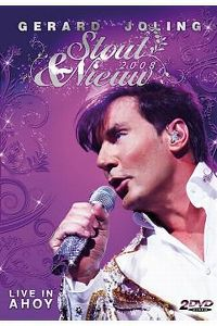 Cover Gerard Joling - Stout & Nieuw 2008 - Live In Ahoy [DVD]